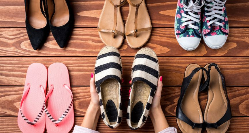 How to store shoes long-term - The best way to store shoes image