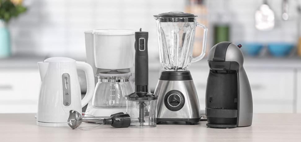 How to store kitchen appliances – Storage for kitchen appliances image