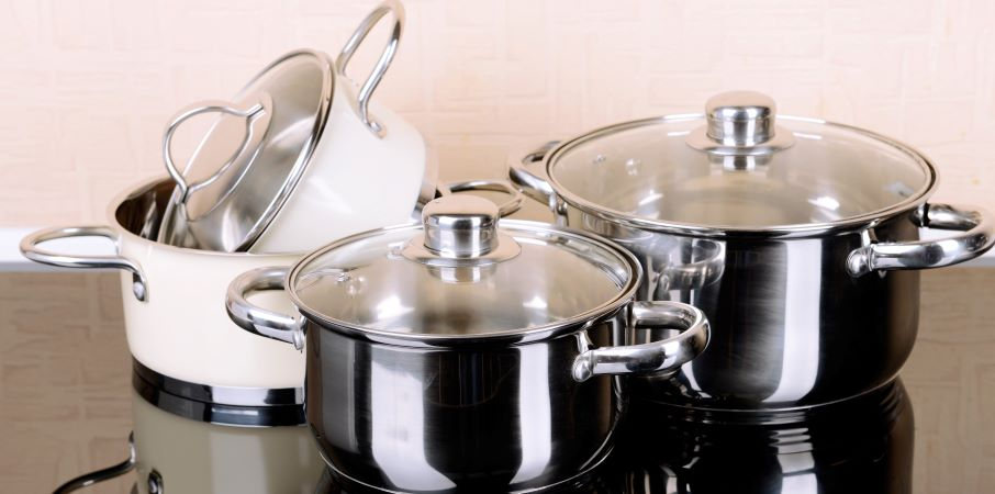Pots and pans storage – Best way to store pots and pans image