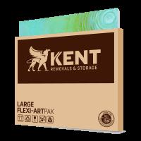 Kent Storage Boxes Large Flexi Art Pak