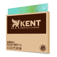 Kent Storage Boxes Small Flexi Art Pak