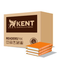 Kent Storage Boxes Readers Pak