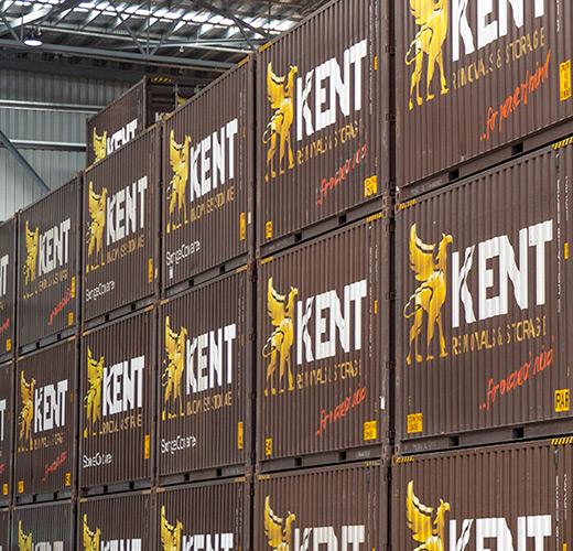 Kent Storage Container