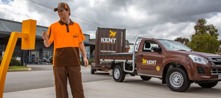 Kent Storage Limited Access Warehouse