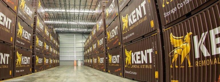 Kent Storage Warehouse Security