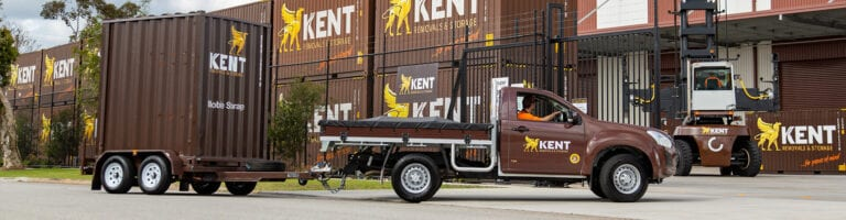 Kent Storage Purpose Built Warehouse